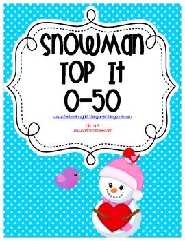 Snowman Top It