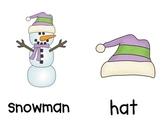 Snowman Write the Room