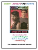 So I Ain't No Good Girl by Sharon G. Flake Literature Circ