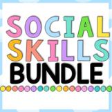 Social Skills MEGA Pack Worksheets, Programme & Posters -
