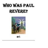 Social Studies: Paul Revere Internet Research Project