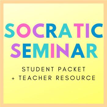 Socratic Seminar Helpful Documents