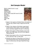 Soil Model Using Cereal