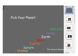 Solar System SMARTBoard Presentation