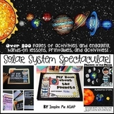 Solar System Spectacular: Calling All Junior Astronauts!!