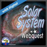 Solar System Webquest