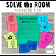 Solve the Room Numbers 1-12