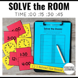 Solve the Room Telling Time