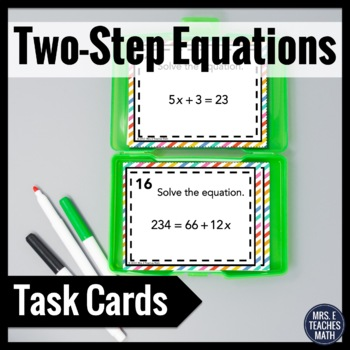 two-step-equations