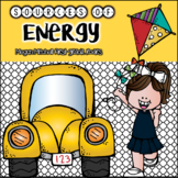 Sources of Energy for Primary Students