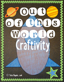 End of the Year Craftivity: Space
