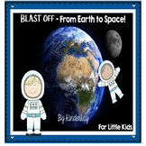 Space For Little Kids Lets Make a Book