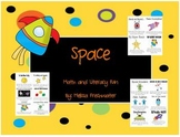 Space Math and Literacy Fun