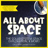 Space Unit {Common Core Aligned}