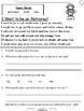 Space Weeklong Fluency Packet - Week 2 of April Packet