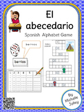 Spanish Alphabet Game
