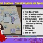 Spanish: Countries-Capitals-Flags-Breakfasts-Southamerican