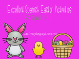 Spanish Easter Games & Activities