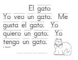 Easy Kinder Fluency in Spanish