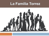 Spanish Family Vocabulary Powerpoint-Review and Practice