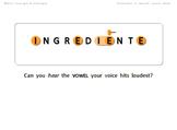 Spanish PowerPoint on Pronunciation: Introduction to Writt