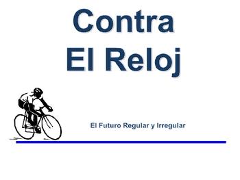 Spanish Regular and Irregular Simple Future Writing Activity