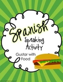 Spanish Speaking Activity Gustar with Nouns