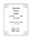 Spanish Verbs that change O>UE, E>IE, and E>I