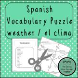 Spanish Weather Vocabulary, Magic Squares Puzzle