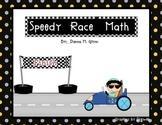 Speedy Race Math