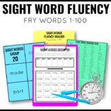 Speedy Sight Words Fluency Builder