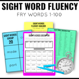 Speedy Sight Words Fluency Builder