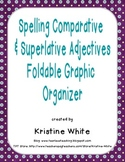 Spelling Comparative and Superlative Adjectives Foldable G