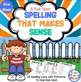 Spelling Lists That Make Sense-First Grade
