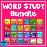 Spelling Unit Bundle
