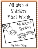 Spider Fact Book