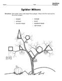 Spider Miters:  Polygon Practice