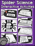 Spider Science Interactive Activities