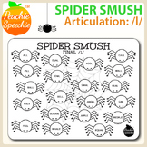 Spider Smush: L and L Blends