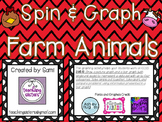 Spin & Graph - Farm Animal Edition - 2.MD.10