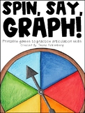 Spin, Say, Graph Articulation