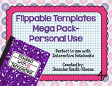 SPIRAL BOUND Flippable Template Pack