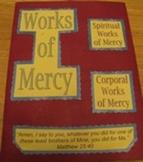 Spiritual & Corporal Works of Mercy Catholic Lapbook
