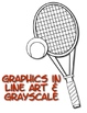 Sports Balls & Equipment Clip Art Graphics For Commercial Use