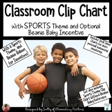 Clip Chart with Sports Theme and Beanie Incentive