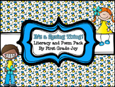 Spring Activity and Poem Pack
