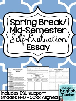 essay about your spring break The spring break essay writing service, custom the spring break papers, term papers, free the spring break samples, research papers, help.