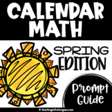 Spring Calendar Math Routines Script {free}