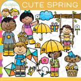 Spring Days Clip Art