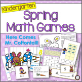 Spring Math: Here Comes Mr. Cottontail